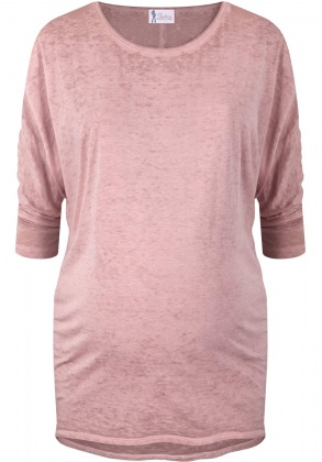 Umstandsshirt Living High dusty rose