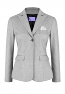 Umstandsblazer Get Smart grey