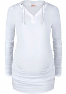 Umstandsshirt The Chillout white